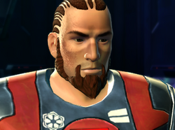Lieutenant Pierce