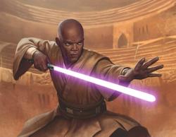 Mace Windu Jedi Champion EaW