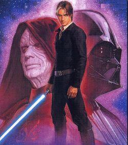 Return of the dark side