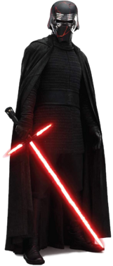 Kylo Ren- Advanced Graphics- TROS