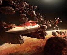 Obi-Wan Kenobi Delta-7 Aethersprite XW2