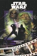 RotJ Cinestory comic paperback