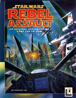 Star Wars - Rebel Assault