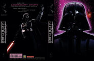 The Rise and Fall of Darth Vader 02