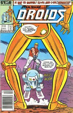 Marvel Droids 5