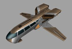 Palpatine Emergency Shuttle