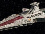 Hvězdný destruktor třídy Venator/Legendy