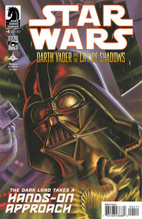 Darth Vader and the Cry of Shadows 4