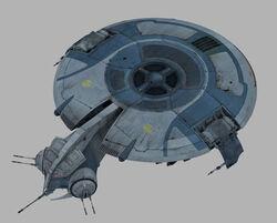 HMP Gunship