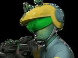 Mining Guild guard