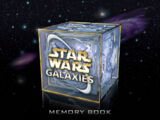Star Wars Galaxies Memory Book