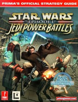Star Wars Episode I - Jedi Power Battles - Prima's Official Strategy Guide
