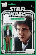 Star Wars Han Solo 1 Action Figure