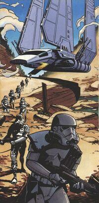 Stormtrooper Myrkr