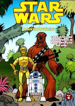 Clone Wars Adventures Volume 4