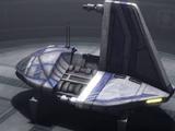 Vindi's shuttle
