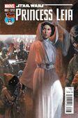 Princess Leia 3 Gabriele DellOtto Mile High Comics Variant