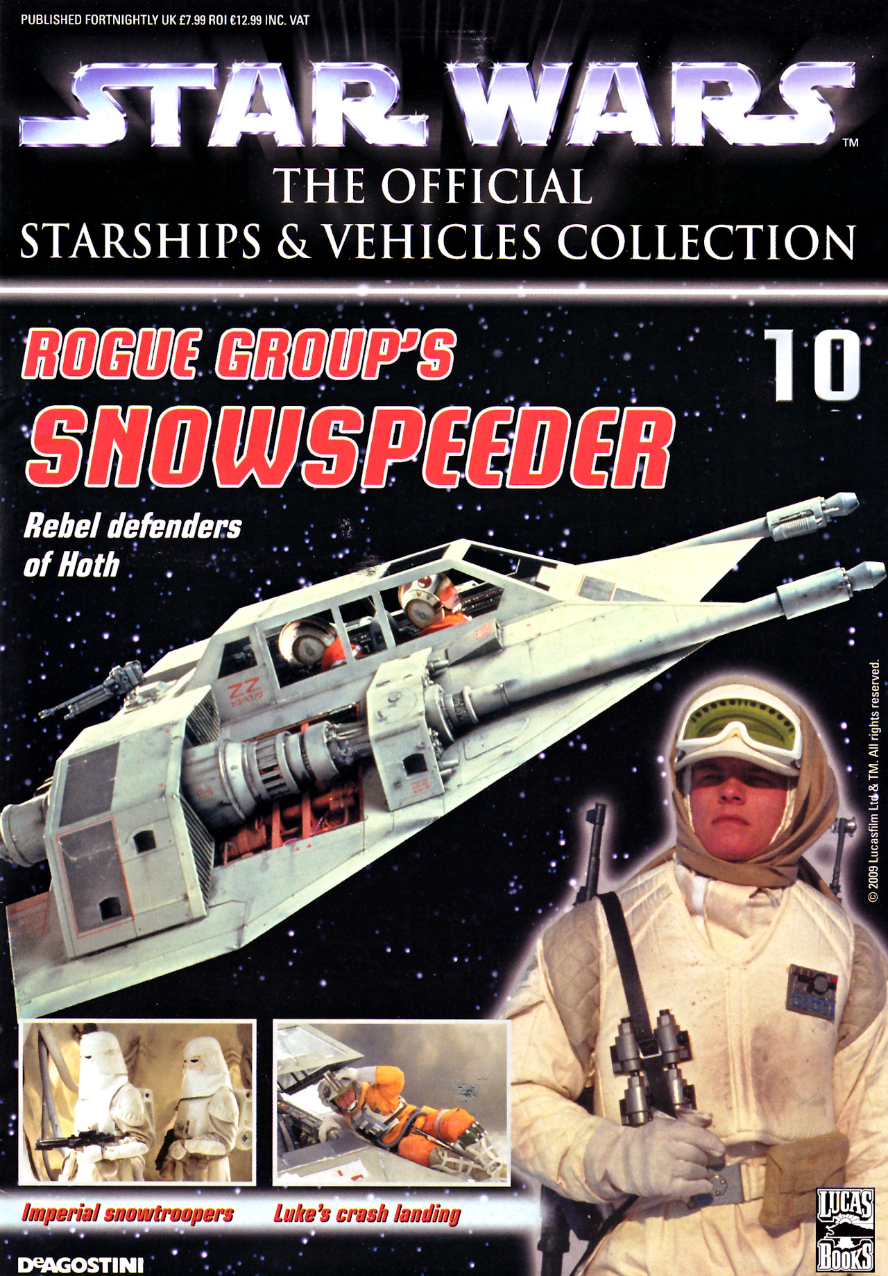 Star Wars: The Official Starships & Vehicles Collection 10 ...