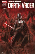 Star Wars Darth Vader 4 solicitation