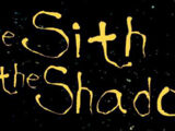 The Sith in the Shadow