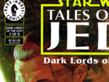 Tales of the Jedi: Dark Lords of the Sith 1: Masters and Students of the Force