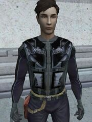 Echani light armor