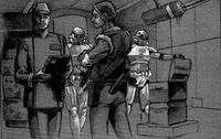 IMperial patrols