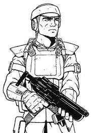 SpaceOps Trooper