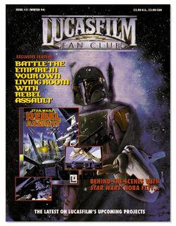 The Lucasfilm Fan Club Magazine 21 (p)