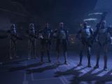 Captain Rex's squad