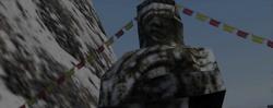 Bendu Statue