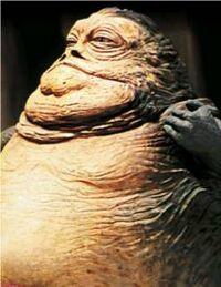 Jabba a Boonta versenyen