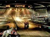Jedi Temple Hangar
