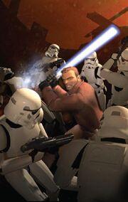 Kyle Katarn Stormtroopers