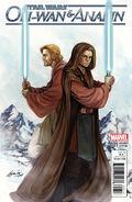 Obi Wan and Anakin 1 Oum Variant