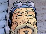 Unidentified retired Galactic Republic pilot
