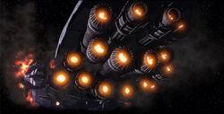 A Malevolence hajtóművei