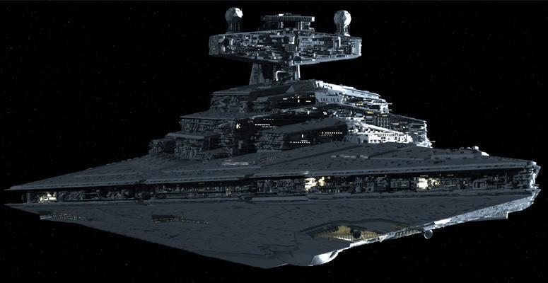 broken space ship - photo #16