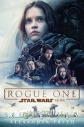 Rogue One Czech cover