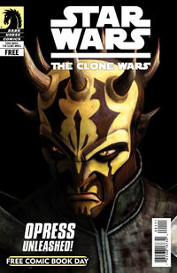 The Clone Wars - Opress Unleashed