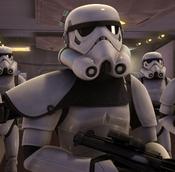Unidentified Stormtrooper sergeant