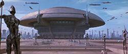 Galactic Senate Building