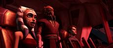 Jedi discover the Malevolence