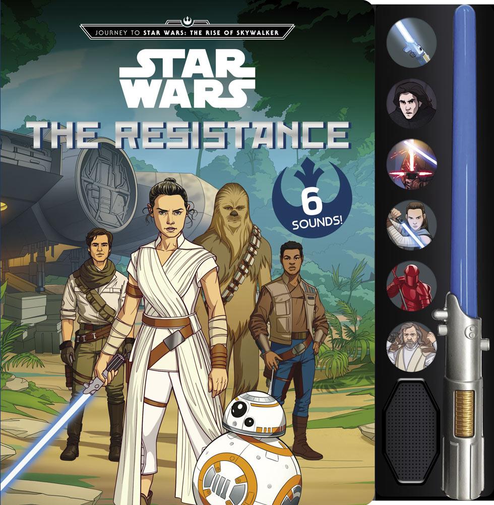Journey To Star Wars The Rise Of Skywalker The Resistance Wookieepedia Fandom