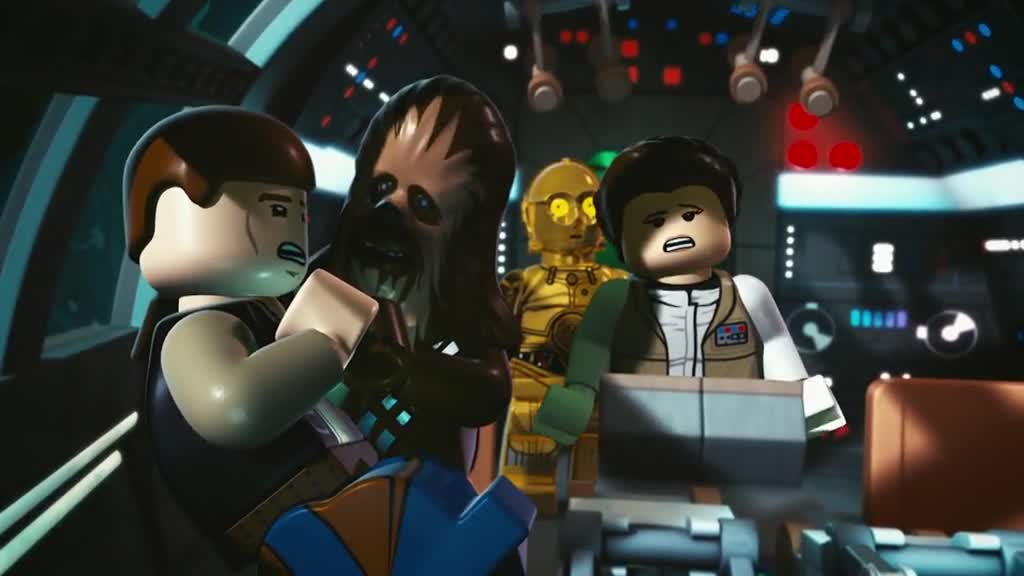 Image - Lego-Star-Wars-Droid-Tales-Episode-4-Flight-of-the-Falcon ...