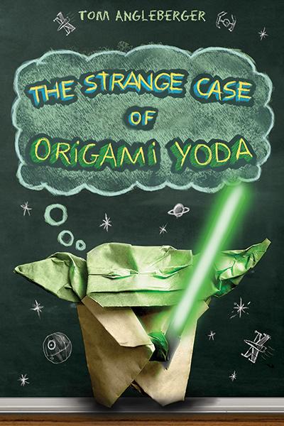 Origami Yoda Wookieepedia Fandom Powered By Wikia