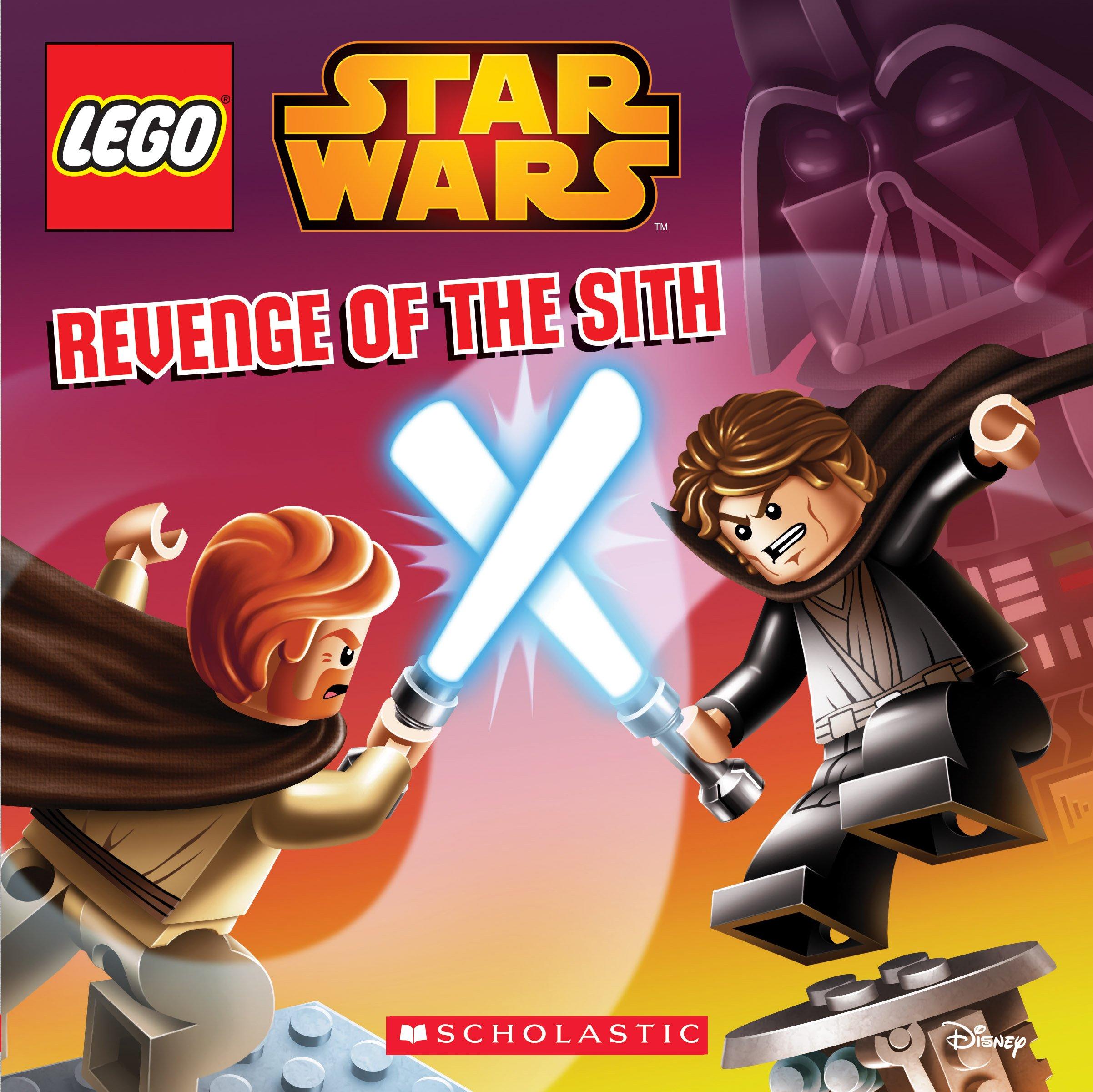 Revenge Of The Sith Episode Iii Lego Star Wars Wookieepedia Fandom