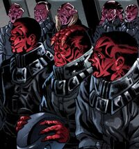 Sith Furies