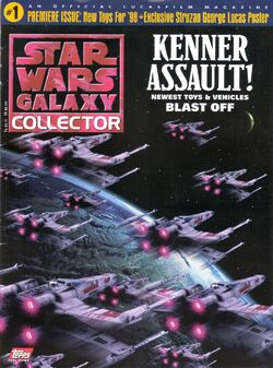 Star Wars Galaxy Collector 1