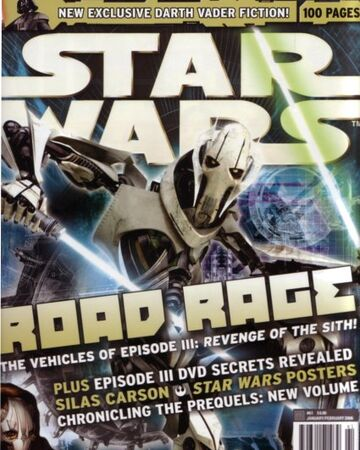 Star Wars The Official Magazine 61 Wookieepedia Fandom